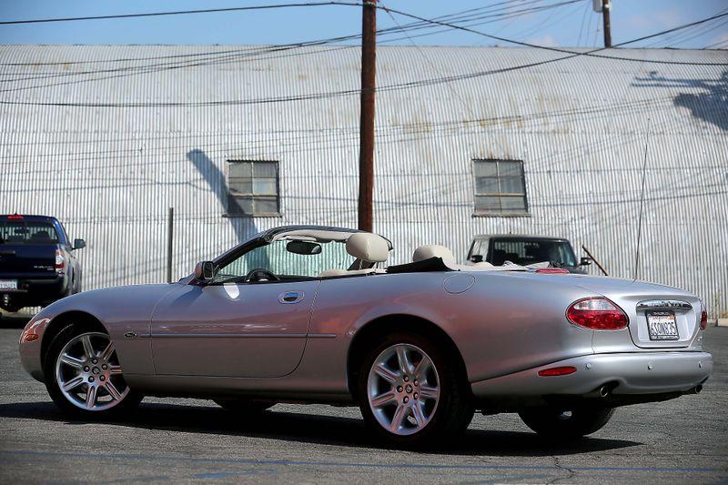 2001 Jaguar XK8 - Leather - Only 63K miles  city California  MDK International  in Los Angeles, California