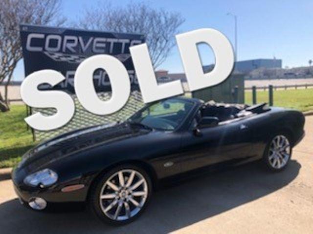 2001 Jaguar XK8 Convertible Auto, CD, Alloys, Gorgeous, Only 85k! | Dallas, Texas | Corvette Warehouse  in Dallas Texas
