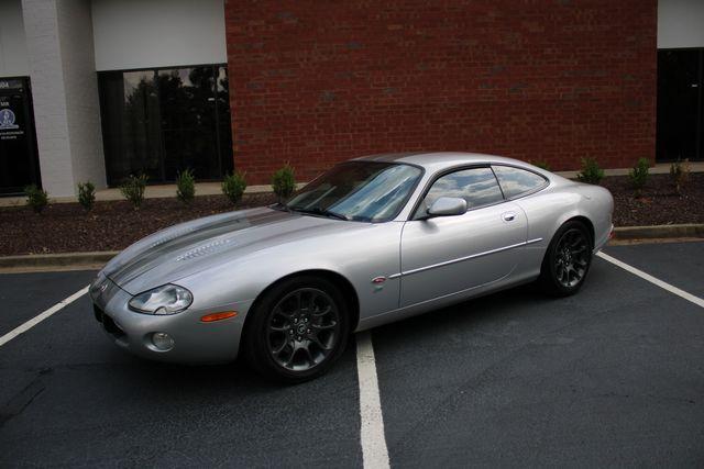 2001 Jaguar XK8 Supercharged