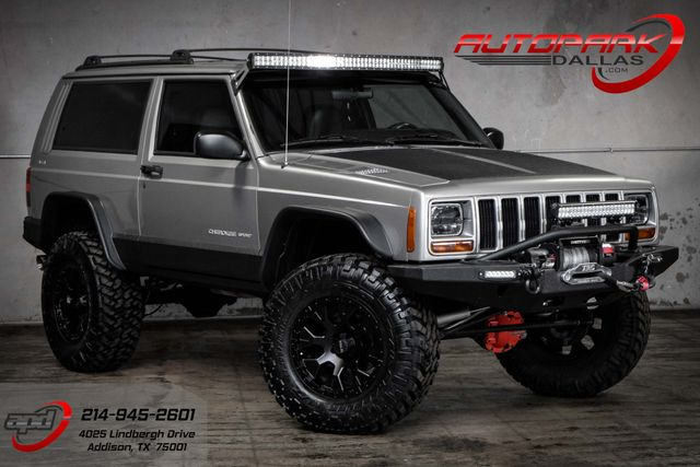 2001 Jeep Cherokee Sport w/ MANY Upgrades
