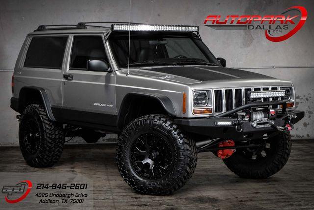 2001 Jeep Cherokee Sport w/ MANY Upgrades