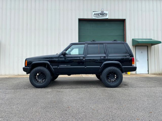 2001 Jeep Cherokee Sport XJ