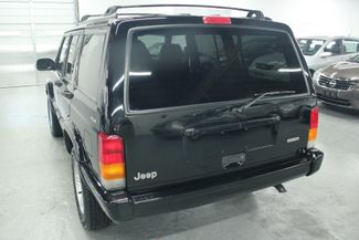 2001 Jeep Cherokee Classic 4x4 Kensington, Maryland 10