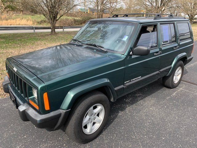 2001 Jeep-One Owner!! Auto! $3995 Cherokee-IN 6 BUY HERE PAY HERE Sport-19 YRS IN BUSINESS