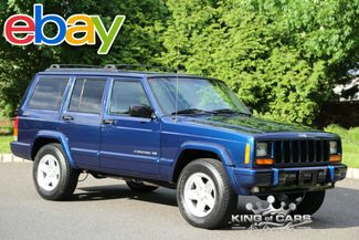2001 Jeep Cherokee Limited XJ 111K MILE CLEAN CARFAX RUST FREE 4X4 in Woodbury, New Jersey 08093