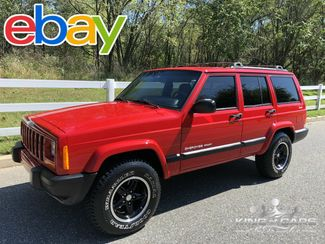 2001 Jeep Cherokee Sport XJ 65K MILES 1-OWNER 4X4 ONE OF A KIND MINT in Woodbury, New Jersey 08093