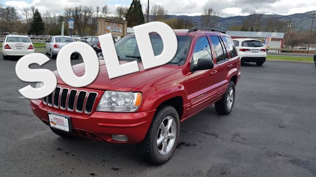 2001 Jeep Grand Cherokee Limited | Ashland, OR | Ashland Motor Company in Ashland OR