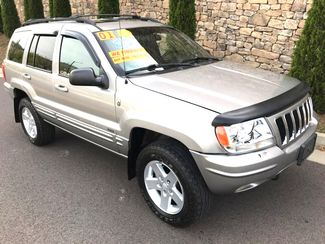 2001 Jeep Grand Cherokee Limited Knoxville, Tennessee