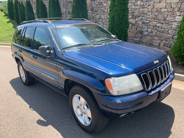 2001 Jeep Grand Cherokee Limited in Knoxville, Tennessee 37920