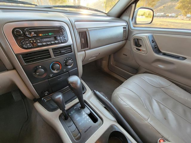 2001 Jeep Grand Cherokee Laredo 4x4 Santa Clarita, CA 17