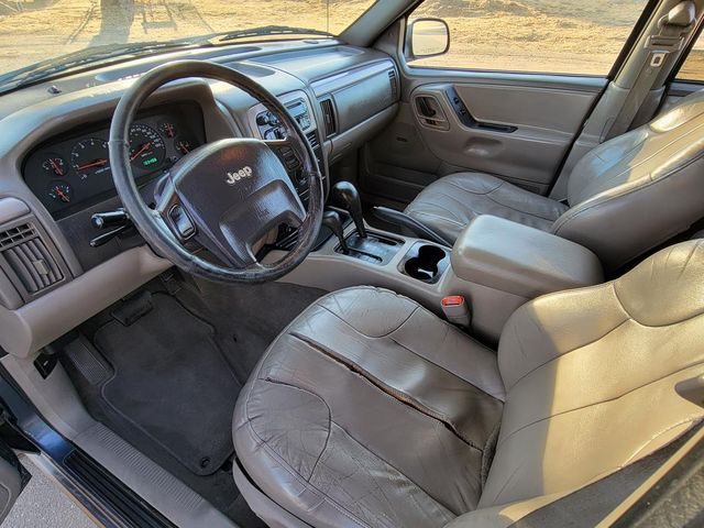 2001 Jeep Grand Cherokee Laredo 4x4 Santa Clarita, CA 8