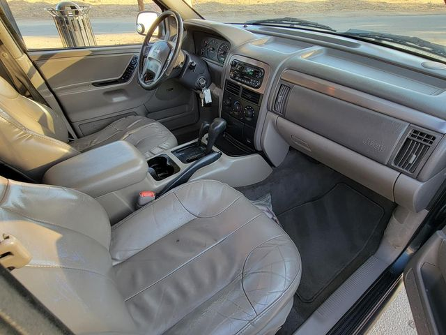 2001 Jeep Grand Cherokee Laredo 4x4 Santa Clarita, CA 9