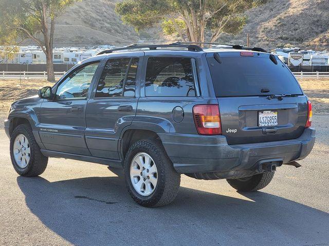 2001 Jeep Grand Cherokee Laredo 4x4 Santa Clarita, CA 5