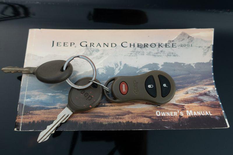2001 Jeep Grand Cherokee Limited   Texas  EURO 2 MOTORS  in , Texas