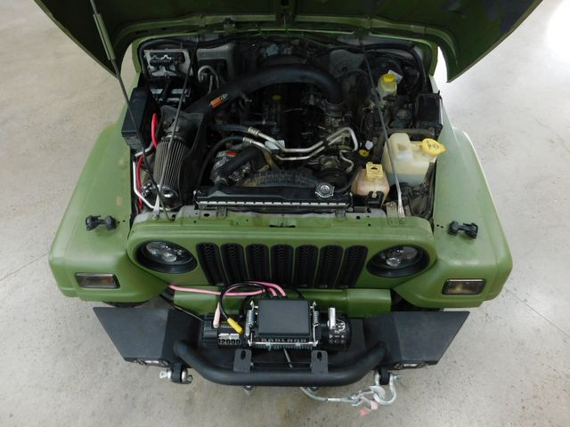 2001 Jeep Wrangler Sport in Airport Motor Mile ( Metro Knoxville ), TN 37777