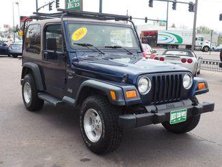 2001 Jeep Wrangler Sport Englewood, CO 2