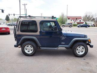 2001 Jeep Wrangler Sport Englewood, CO 3