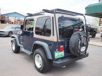 2001 Jeep Wrangler Sport Englewood, CO 7