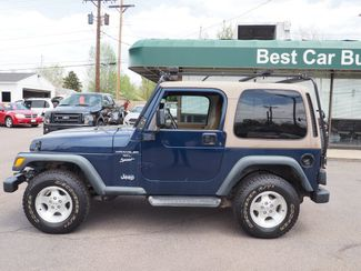 2001 Jeep Wrangler Sport Englewood, CO 8