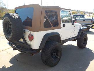 2001 Jeep Wrangler Sport Fayetteville , Arkansas 4