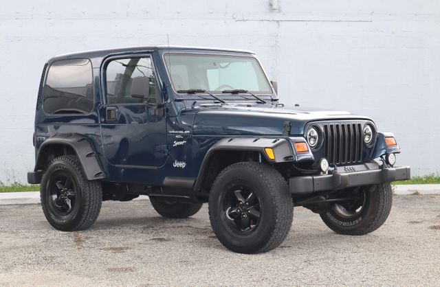 2001 Jeep Wrangler Sport Hollywood, Florida 1