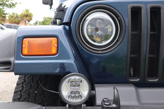2001 Jeep Wrangler Sport Hollywood, Florida 36