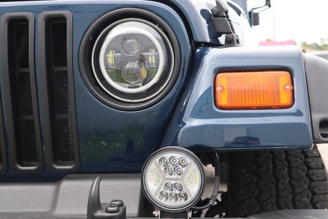 2001 Jeep Wrangler Sport Hollywood, Florida 37
