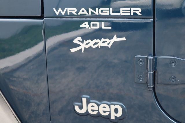 2001 Jeep Wrangler Sport Hollywood, Florida 38
