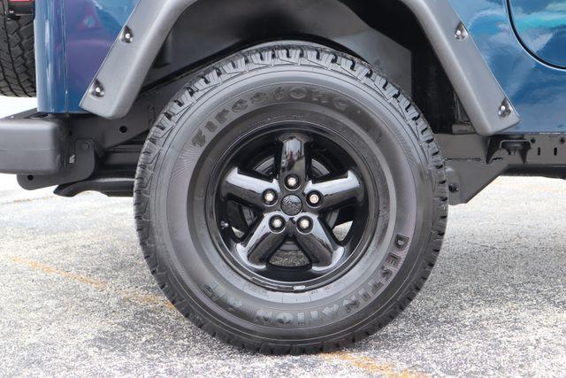 2001 Jeep Wrangler Sport Hollywood, Florida 39
