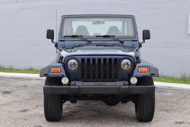 2001 Jeep Wrangler Sport Hollywood, Florida 8
