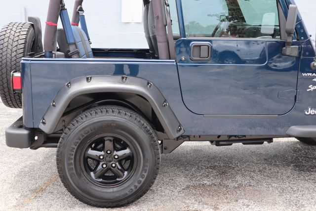 2001 Jeep Wrangler Sport Hollywood, Florida 43