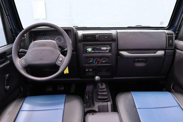 2001 Jeep Wrangler Sport Hollywood, Florida 22