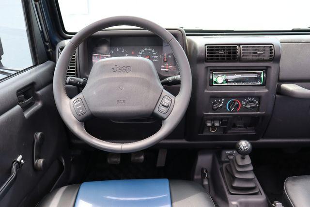 2001 Jeep Wrangler Sport Hollywood, Florida 17