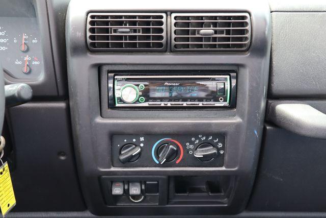 2001 Jeep Wrangler Sport Hollywood, Florida 20