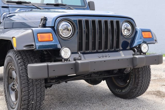 2001 Jeep Wrangler Sport Hollywood, Florida 48