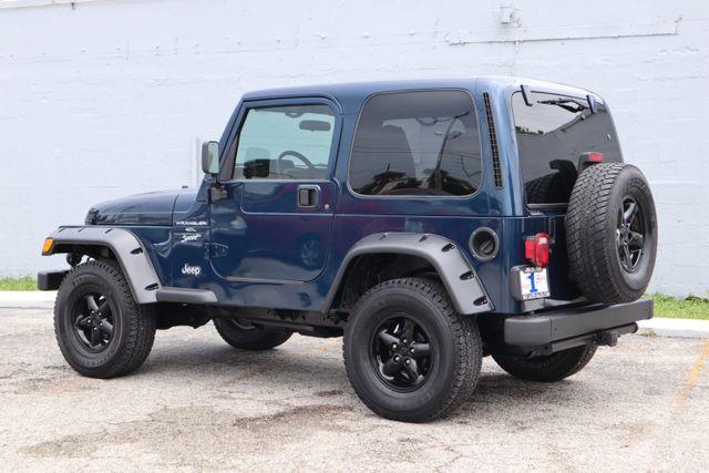 2001 Jeep Wrangler Sport Hollywood, Florida 14