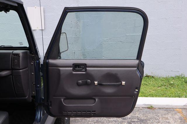 2001 Jeep Wrangler Sport Hollywood, Florida 32