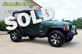 2001 Jeep Wrangler Sport in Jackson MO, 63755