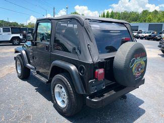2001 Jeep Wrangler Sport Riverview, Florida 7