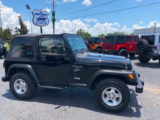 2001 Jeep Wrangler Sport Riverview, Florida 9