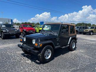 2001 Jeep Wrangler Sport in Riverview, FL 33578