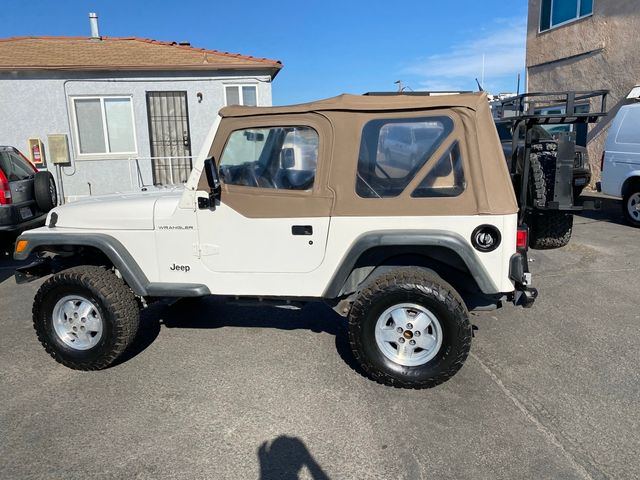 2001 Jeep Wrangler SE 4X4 5-Speed Manual - 1 OWNER, CLEAN TITLE, NO ACCIDENT W/ 134,000 MILES