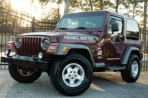 2001 Jeep Wrangler Sport in , Texas