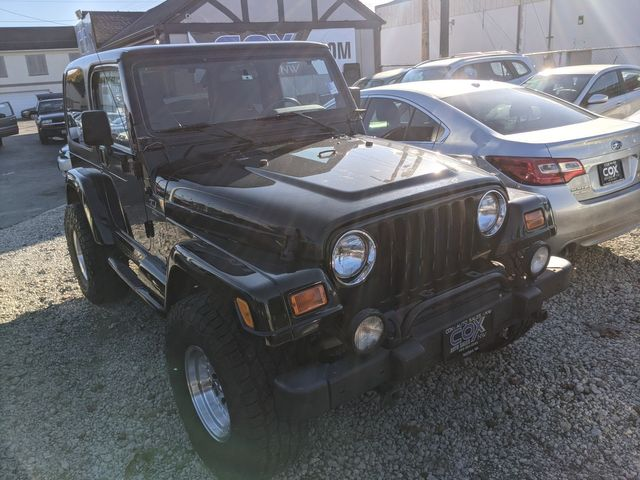 2001 Jeep Wrangler Sport in Tacoma, WA 98409