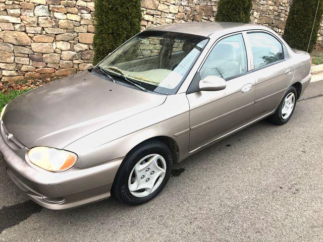 2001 Kia Sephia LS Knoxville, Tennessee 2