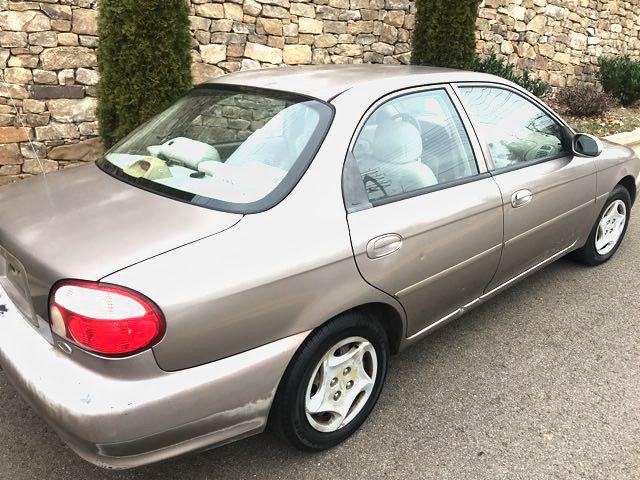 2001 Kia Sephia LS Knoxville, Tennessee 6