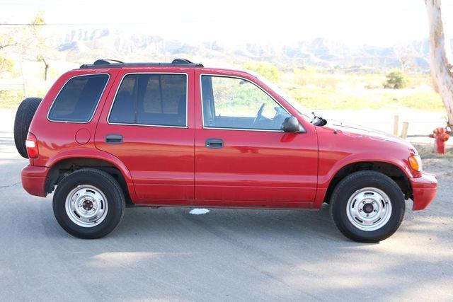 2001 Kia Sportage EX Santa Clarita, CA 12