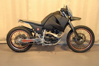 2001 Ktm Lc4 640 Dual Sport Completely Custom Lowered Road Trail