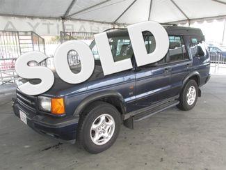 2001 Land Rover Discovery Series II SE Gardena, California