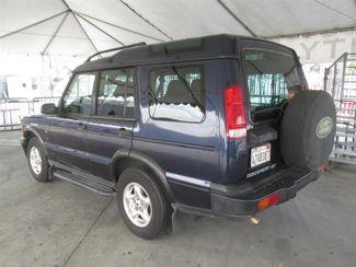 2001 Land Rover Discovery Series II SE Gardena, California 1